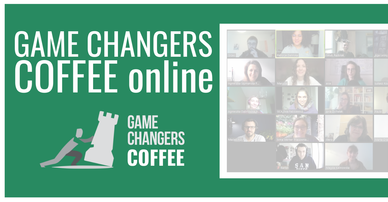 GAME CHANGERS COFFEE - Game Changers Academy